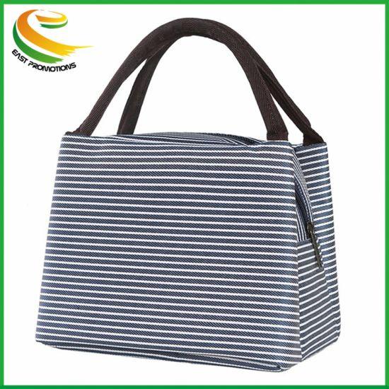 Wholesale OEM Lunch Reusable Insulated Bag/ Shoulder Strap Outdoor Picnic Cooler Bag