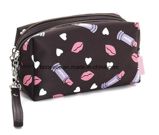 Waterproof Beauty Lady Pouch Clutch Promotion Cosmetic Makeup Purse Bag for  Gift ecdfe7567f