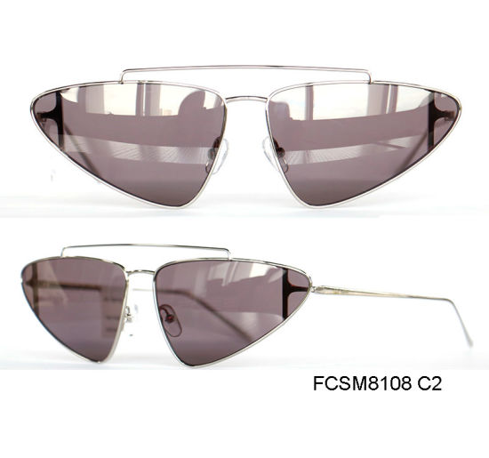 774a255a7907 China Best Selling for International Online Store Metal Sunglasses ...