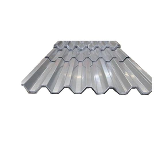 Metal Building Material Galvalume Az80 Corrugated Steel Roofing Sheet