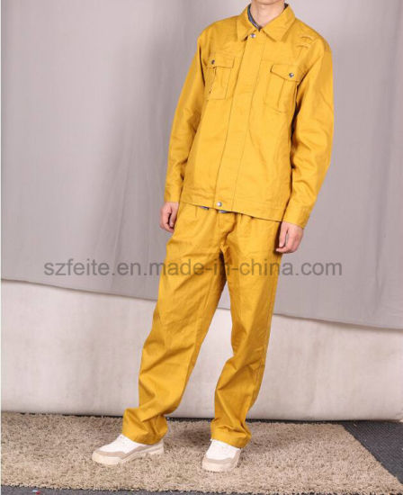 8d59173265 China Custom Workwear Work Suit Work Uniform Workshop Clothing ...