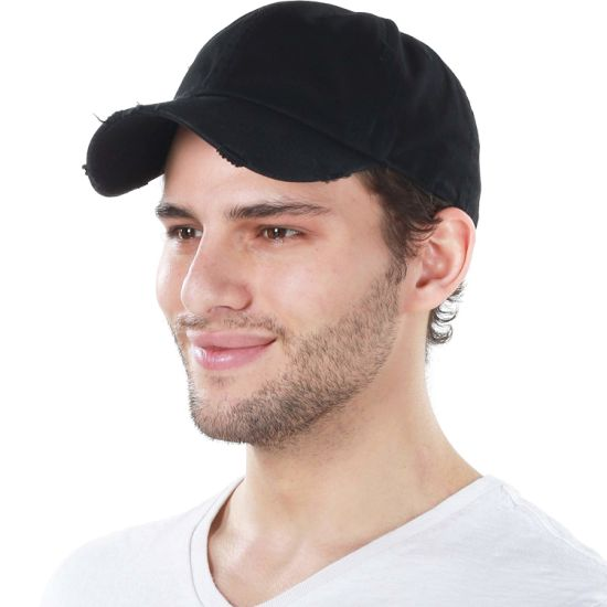 100% Cotton Customzied Washed Distressed Vietnam Hat Manufacturers