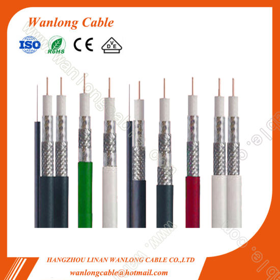 RG6, Rg59, Rg11 Coaxial Cable pictures & photos