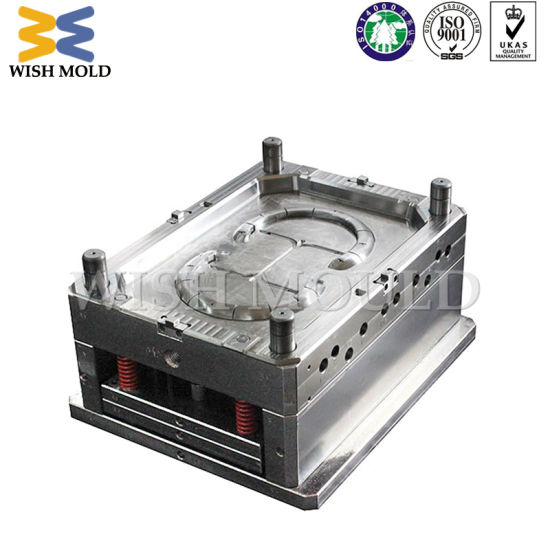 Precision Injection Molding Plastic Machine for Top Cover Mold pictures & photos
