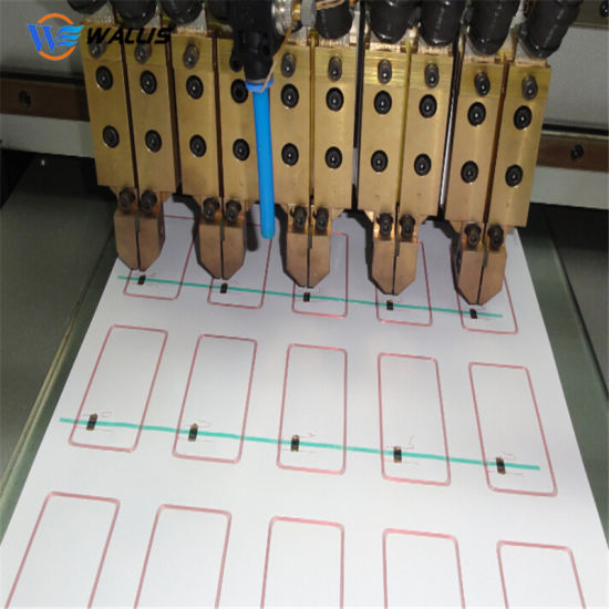 125kHz PVC Contactless T5577 Chip RFID Inlay/Smart Card Prelam 5577 Inlay Sheet
