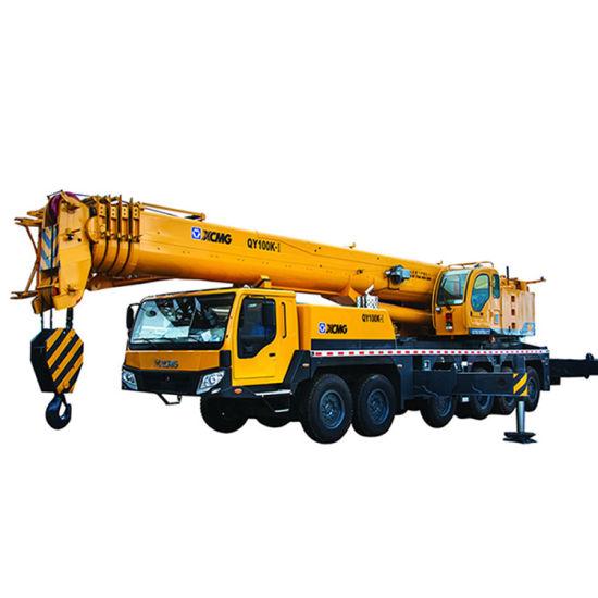 100 Ton Crane Pickup Hydraulic Control Truck Crane