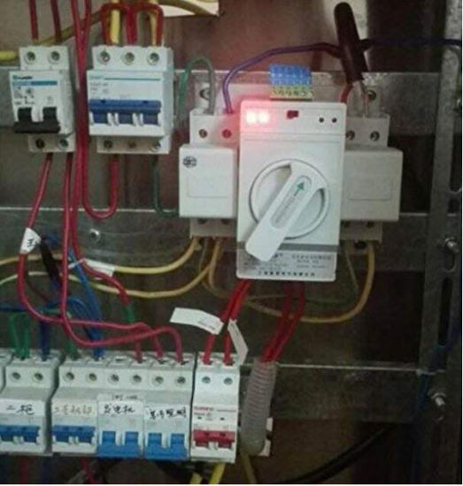 Asco Automatic Transfer Switch Wiring Diagram from image.made-in-china.com