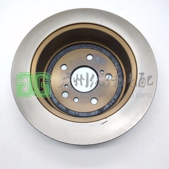 Factory Direct 42431-48041 for Lexus Rx450 Brake Disc Rotor Auto Car Parts