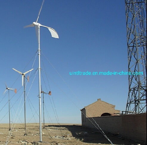 3000W 3kw Windmill Generator on/off Grid Generation System