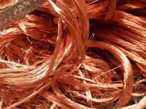 Hot Sale Cooper Scrap Copper Wire Scrap Factory