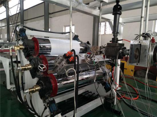 Plastic Pet PP PS Sheet Extruder Machine /Pet Sheet Extrusion Production Line
