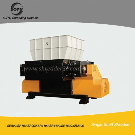 Single Shaft Shredder, Single Shaft Crusher, Plastic Crusher