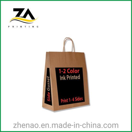 Standard Paper Packaging Bags&Paper Bag for Packaging Design