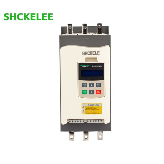 High Quality Three Phase 50Hz / 60Hz 380V 90kw Built in Bypass Motor Soft Starter for Water Pump