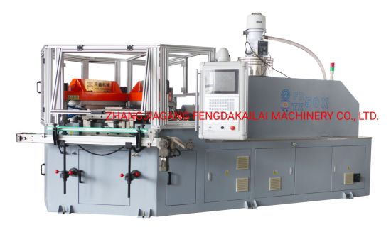 Automactic Plastic Fd50s Double Servo Injection Blow Molding Machine for 2ml-2000ml PE/PP/PS Pharma/Cosmetic/Sanitizer Bottles