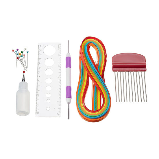 26801 Easy to Use Amazon Quilling Starter Kit for Craft