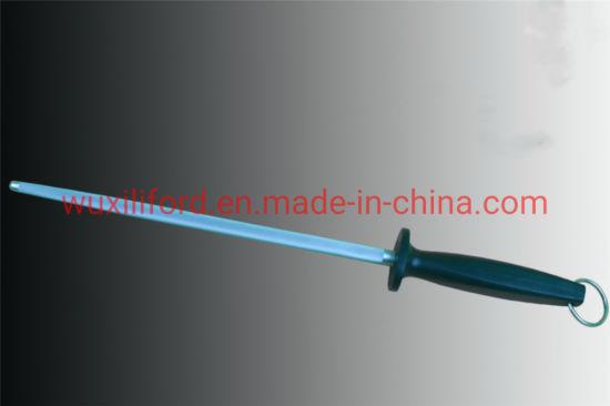 "Professional Diamond Sharpening Steels 10"", 12"""