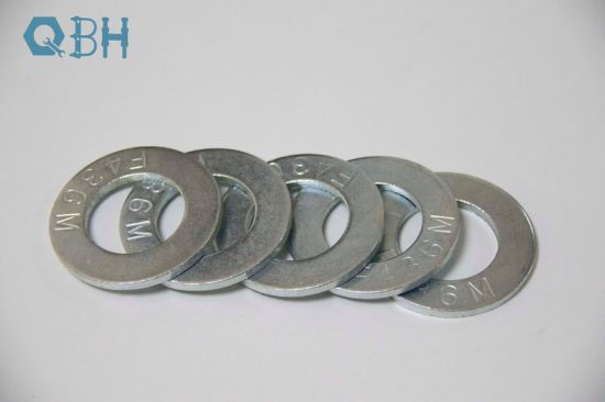 F436m Plain Flat Washers