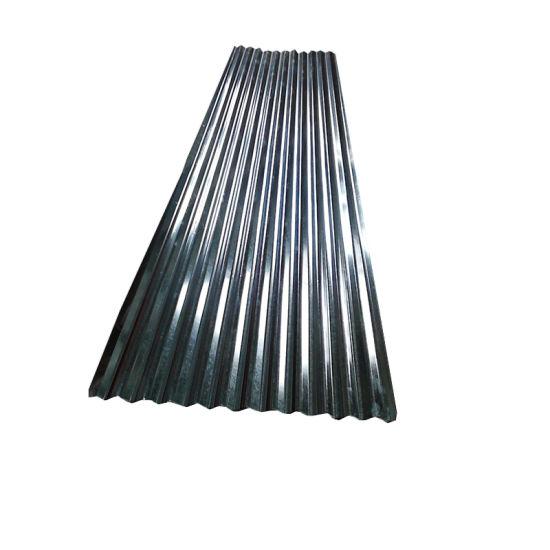 ASTM A792 Aluzinc Zincalume Roof Corrugated Galvalume Roofing Sheet
