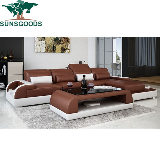 Modern Sectional Furniture Sunsgoods