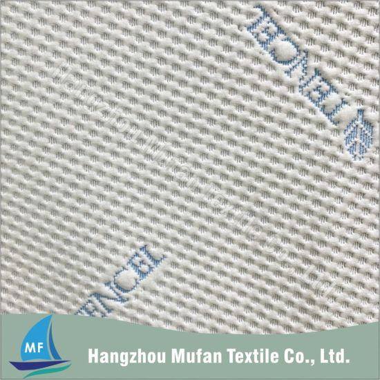 Polyester Tencel Knitted Jacquard Mattress Ticking Fabric