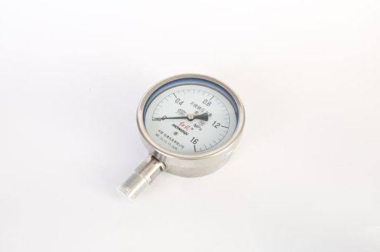 Full Stainless Steel High Quality Pressure Gauge