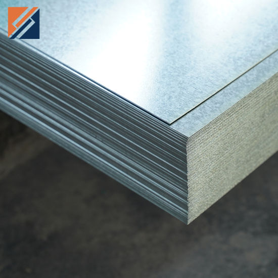 Q345, A36 Galvanized Steel Plate, Ms Plate