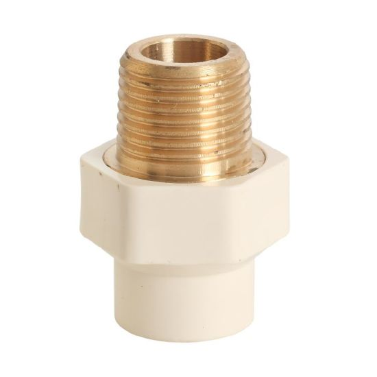 Era CPVC ASTM D2846 II Brass Male Thread Adaptor pictures & photos