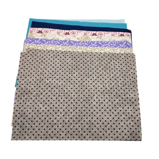 Hot Sale 100% PP Spunbonded Printed Nonwoven Fabric