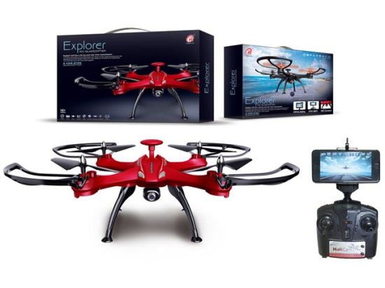 2.4G R/C Drone with 200W Camera and USB Line (WiFi) pictures & photos