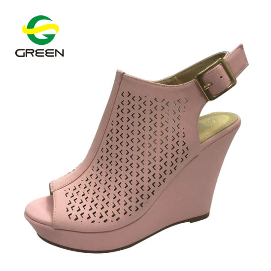 a8d7a75fb10f High-Heel Ladies Shoes Sandal in China