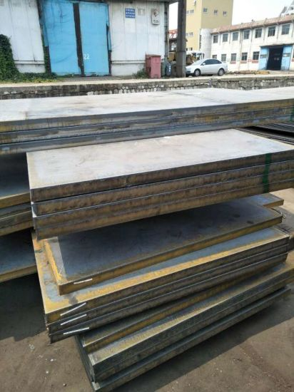 Hot Rolled Iron/Alloy Steel Plate Coil Strip Sheet Ss400 Q235 Q345 SPHC Black Steel Plate