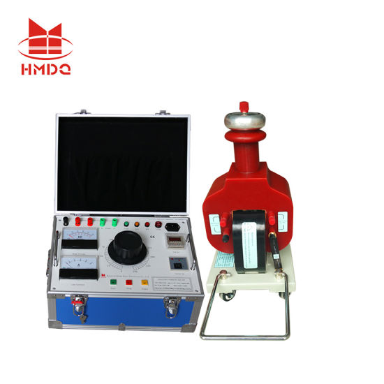 5kVA/50kv Power Frequency Hv Dry-Type Hipot Test Transformer