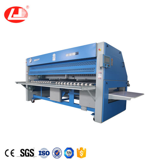 Full Automatic Sheet Folding Machine (Bed Sheets, Table Cloth) :