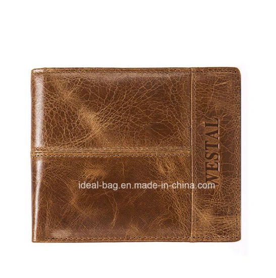 China retro brown travel short man genuine leather wallet men retro brown travel short man genuine leather wallet men business credit card holder wallet with zipper coin purse reheart Image collections