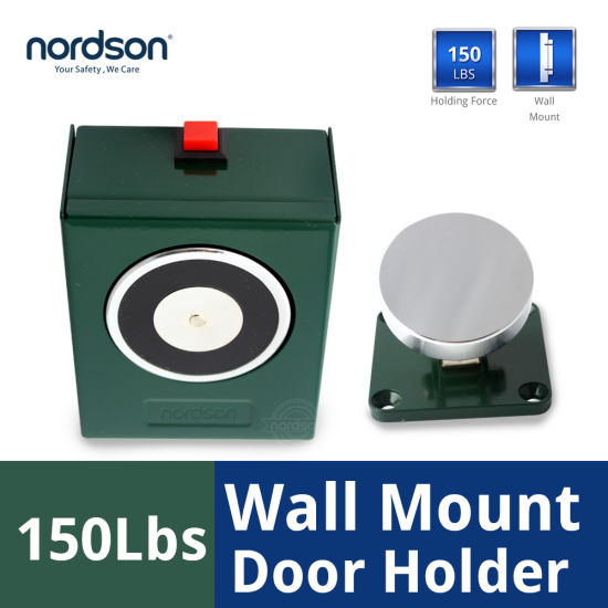 DC12V/24V Wall Mount Stainless Steel Door Stopper pictures & photos