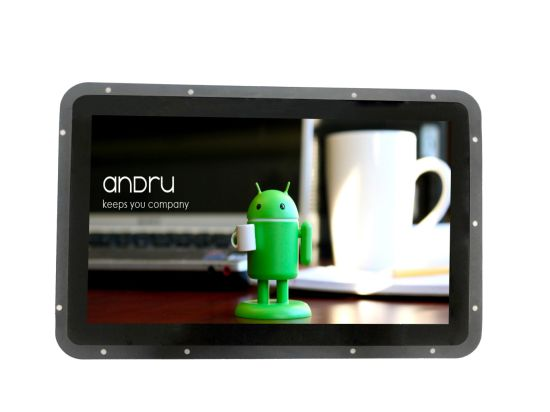 15.6-Inch Open Frame Industrial Android Panel PC