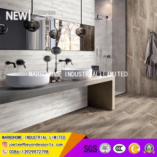 fd3417cf6bb China Wood Plank Tile Porcelain Floor Tile for Floor Decoration ...