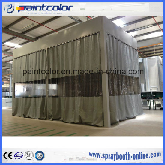 China Vehicle Paint Polish Room Prep Stations Industrial