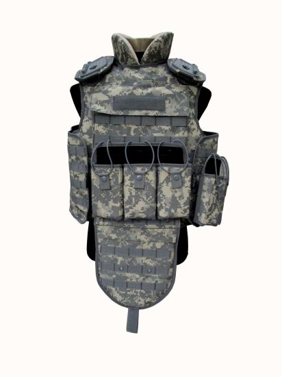 Military Safe Tactical Bulletproof Army Vest