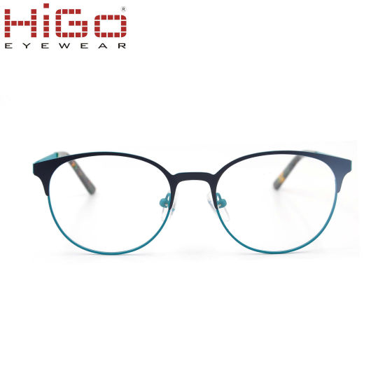 c6abb7cb505df Factory Wholesale New Models of Oculos Fashion Stainless Eye Glasses Frames