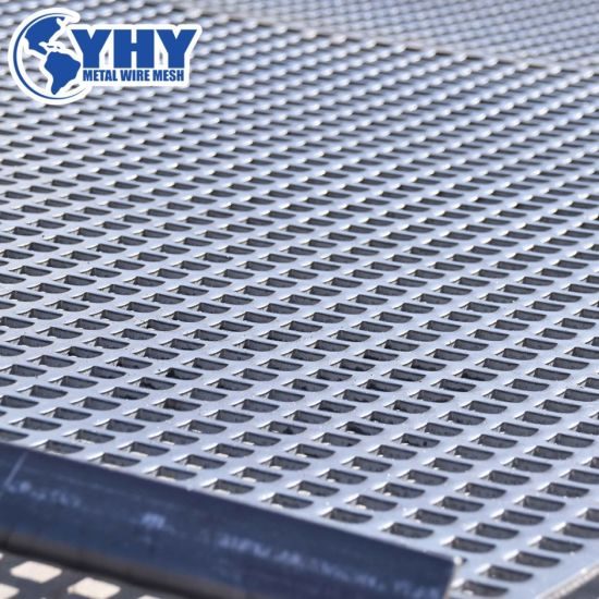 Aluminum Perforated Sheets Used for Vibrating Screen