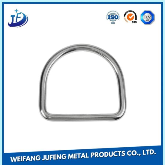 ODM/OEM Stainless Steel Zinc Alloy D-Rings pictures & photos