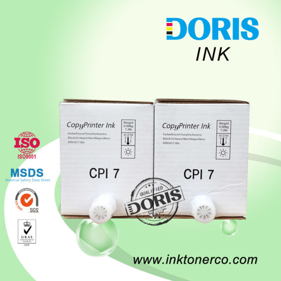 Duplicator Ink CPI 7 for Ricoh & Gestetner