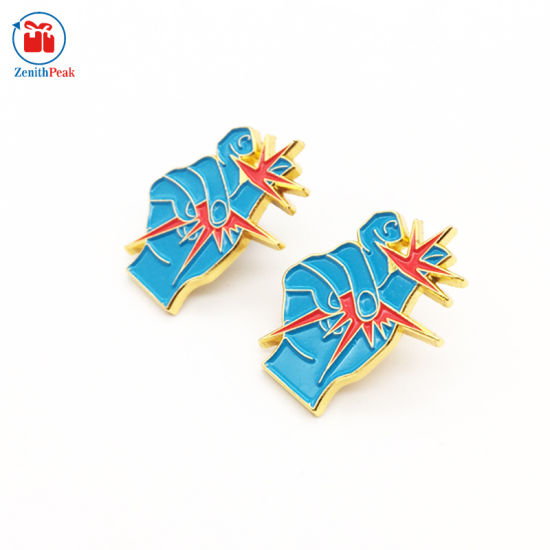 China Manufacturer Wholesale Custom Metal Brass Silver