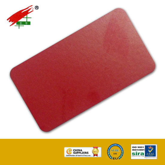 Red Sandy Powder Coating (E-2198) pictures & photos