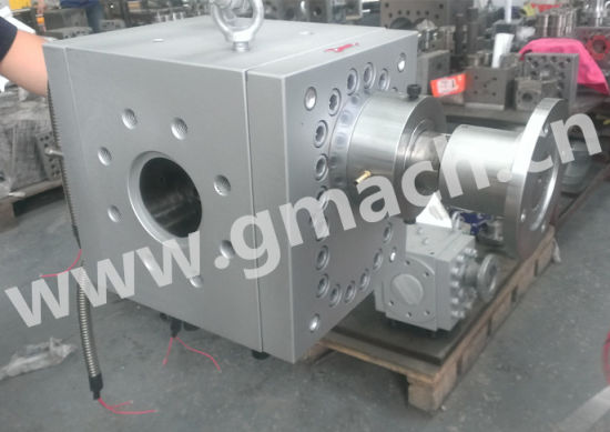 High Pressure Melt Pump for Pet Sheet Extrusion Line pictures & photos