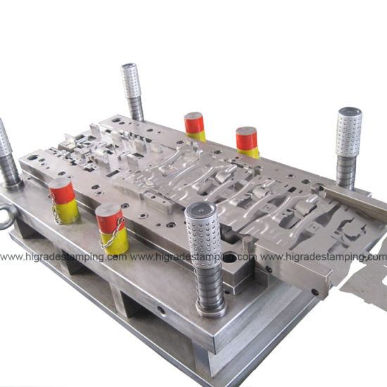 Customized High Precision Progressive Press Tool or Tooling Used for Metal Parts