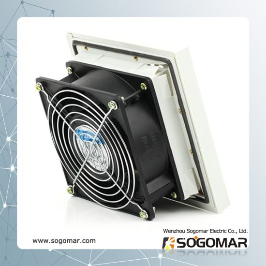 120X120X38mm 4 Inch 220-240V AC Panel Axial Flow Fan DC for Ventilation Cooling