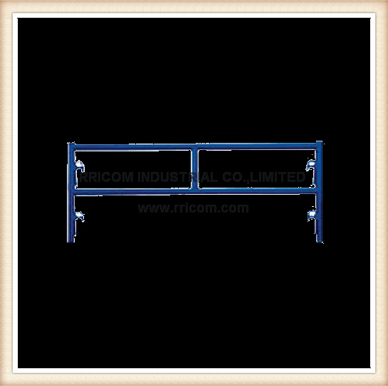 V-Style blue Powder Coated Single Ladder Frames pictures & photos